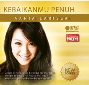 Harga cd kebaikanmu penuh   vania | HARGALOKA.COM