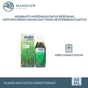 Harga siladex mucolytic amp expectorant siladex batuk berdahak   obat   HARGALOKA.COM