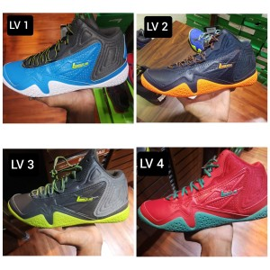 Harga sepatu basket league levitate | HARGALOKA.COM