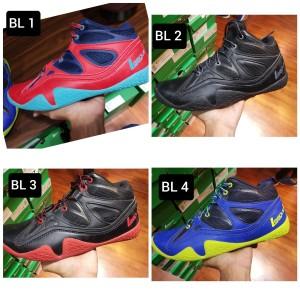 Harga sepatu basket league ballistic original | HARGALOKA.COM