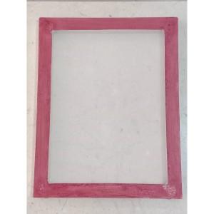 Harga screen sablon aluminium t77   30cm x 40cm | HARGALOKA.COM