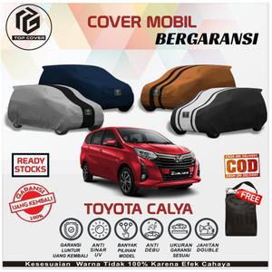 Harga body cover mobil toyota calya sarung selimut pelindung mantel penutup   polos kode 1 foto   | HARGALOKA.COM