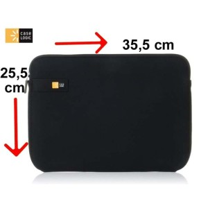 Harga tas laptop case logic sarung softcase macbook sleeve 13 inch   | HARGALOKA.COM