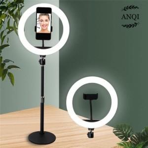 Harga ring light selfie lampu bulat lampu o phone hold rh   HARGALOKA.COM