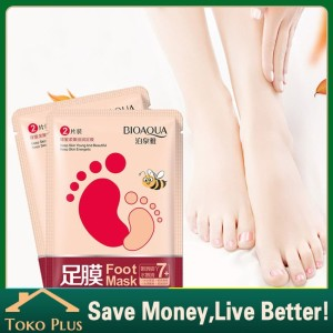 Harga Bioaqua Foot Mask Katalog.or.id
