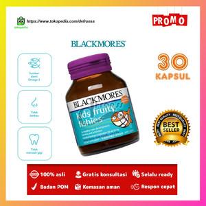 Harga blackmores kids fruity blackmore kid fruiti fishies blackmor fruit | HARGALOKA.COM