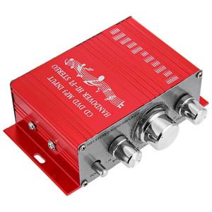 Harga hi fi stereo amplifier speaker 2 channel 20w amplifier mini stereo   | HARGALOKA.COM