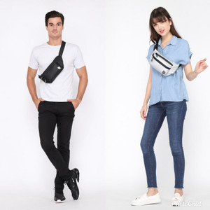 Harga waistbag anti air waist bag naway   | HARGALOKA.COM