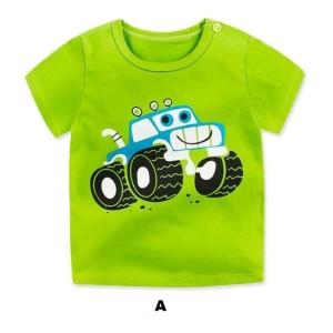 Harga baju lengan pendek bayi dan anak sd 6 tahun   motif a   HARGALOKA.COM
