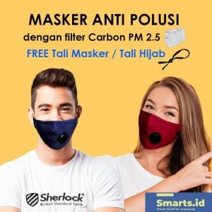 Info Ferrox Masker Motor Anti Polusi Udara Pm 2 5 Katalog.or.id