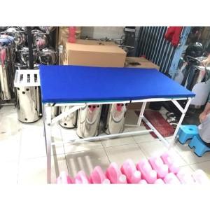 Harga meja setrika uap lipat laundry 60 x 120 cm | HARGALOKA.COM