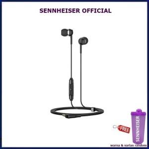 Harga sennheiser cx 80s in ear earphone with mic cx80s cx 80 s cx80 s   | HARGALOKA.COM
