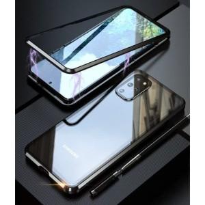 Harga huawei honor 8x luxury case magnetic glass metal | HARGALOKA.COM
