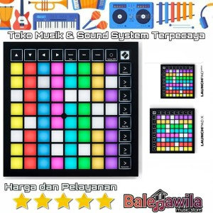 Harga novation launchpad x mk3 mk iii launch pad x original | HARGALOKA.COM