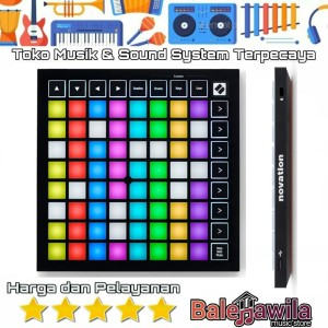 Harga novation launchpad mini mk3 mk iii launch pad mini original | HARGALOKA.COM