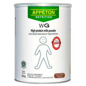 Info Susu Appeton Weight Katalog.or.id