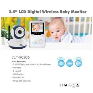 Harga baby monitor kit lcd 2 4ghz tidak ada suara speaker | HARGALOKA.COM