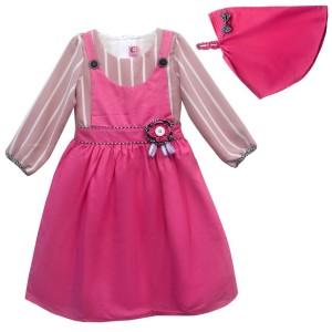 Harga two mix baju muslim anak perempuan 1   12 tahun 4002   1 | HARGALOKA.COM