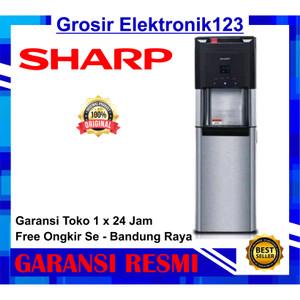 Harga dispenser sharp swd 75ehl sl galon | HARGALOKA.COM
