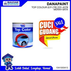 Katalog Cat Top Color Danapaint Katalog.or.id