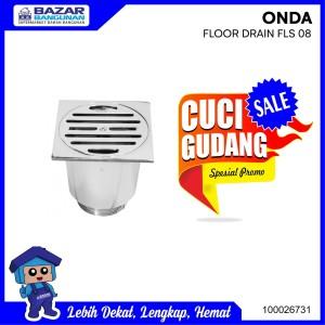 Harga pembuangan saringan air got floor drain strainer onda fls | HARGALOKA.COM