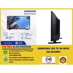 Harga led tv samsung ua24t4001 24t4001 24 inch new | HARGALOKA.COM