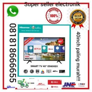 Harga jual hisense smart led tv 40 inch fhd digital   | HARGALOKA.COM