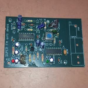 Harga kit modul radio fm stereo anti | HARGALOKA.COM