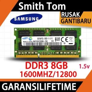 Harga ram memory samsung notebook laptop ddr3 8gb | HARGALOKA.COM