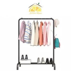Harga l house   rak baju stand hanger minimali desain korea 150x110x54cm   | HARGALOKA.COM
