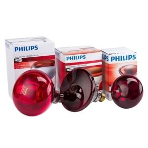 Harga lampu terapi infrared bohlam infra merah terapi kesehatan 100w | HARGALOKA.COM