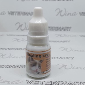 Harga healing eyes cat dog 10 ml obat tetes mata kelabu karena | HARGALOKA.COM