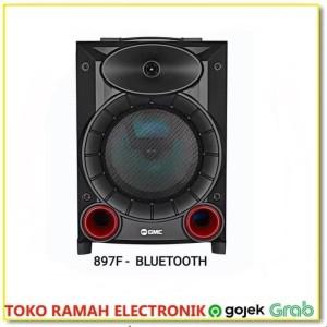 Harga speaker gmc 897 f speaker multimedia speaker bluetooth suara   HARGALOKA.COM