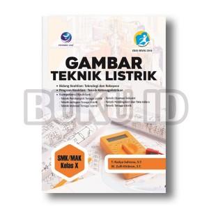 Harga buku gambar teknik listrik smk mak kelas | HARGALOKA.COM
