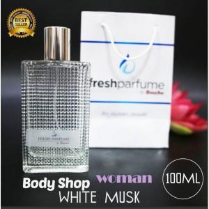 Harga murah parfum refil body shop white musk | HARGALOKA.COM
