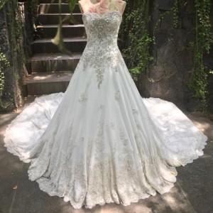 Harga gaun wedding 1 gaun pengantin wedding gown | HARGALOKA.COM
