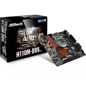 Harga motherboard asrock h110m hdv r3 | HARGALOKA.COM