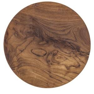 Harga piring atau alas pizza dari kayu diameter 30   HARGALOKA.COM