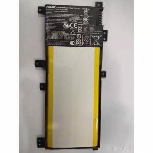 Harga original baterai laptop asus c21n1401 a455l a455ln a455lf x455 | HARGALOKA.COM