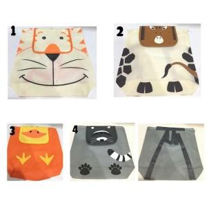 Harga goddie bag tas ransel tas ulang tahun anak animal | HARGALOKA.COM