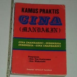 Harga kamus praktis china mandarin | HARGALOKA.COM