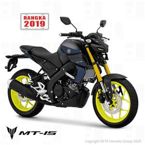 Harga vin 2019 yamaha mt 15 otr bandung cirebon sepeda motor   | HARGALOKA.COM