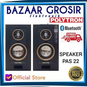 Harga promo murah speaker wireless pas22 speaker bluetooth polytron pas   HARGALOKA.COM