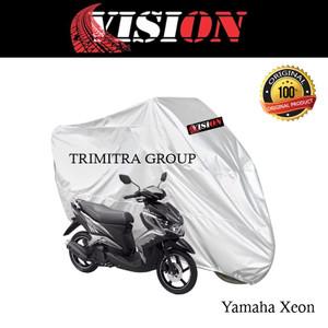 Harga sarung motor matic cover penutup tutup motor xeon silver vision   | HARGALOKA.COM