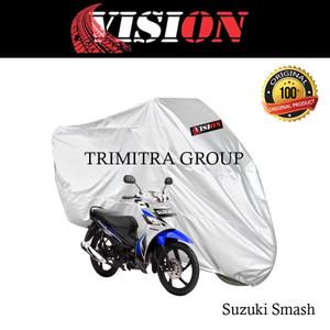 Harga sarung motor matic cover penutup tutup motor smash silver vision   | HARGALOKA.COM