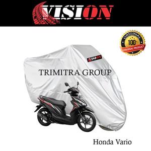 Harga sarung motor matic cover penutup tutup motor vario silver vision   | HARGALOKA.COM