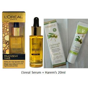 Harga l 39 oreal loreal miraculous oil mucizevi ya face oil serum harems | HARGALOKA.COM