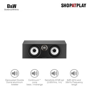 Harga bowers amp wilkins htm6 center | HARGALOKA.COM