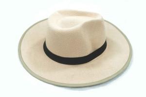 Harga topi fedora panama hat jazz koboy hat topi pantai wide | HARGALOKA.COM