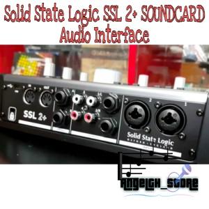 Harga solid state logic ssl 2 soundcard audio | HARGALOKA.COM